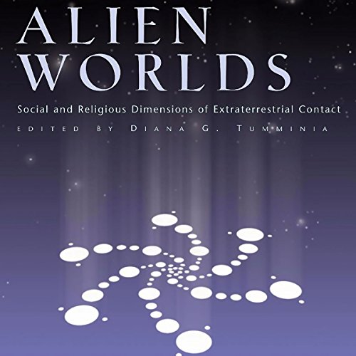 Alien Worlds audiobook cover art