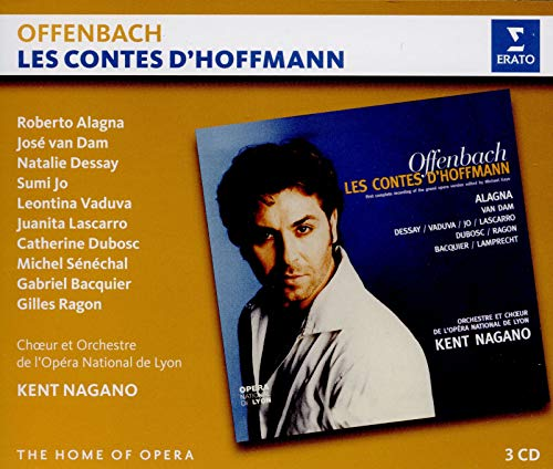 Offenbach: Les Contes d\'Hoffmann