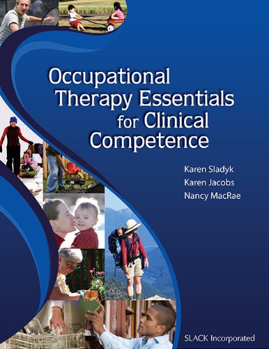 Occupational Therapy Essentials for Clinical Competence
