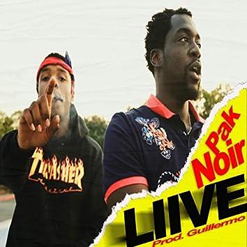 Liive (feat. Pak Noir)