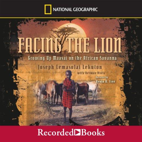 Bargain Audio Book - Facing the Lion