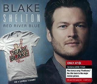 Red River Blue (CD+T-Shirt Set)