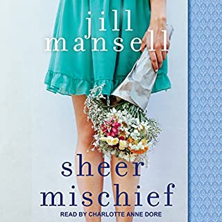 Sheer Mischief audiobook cover art