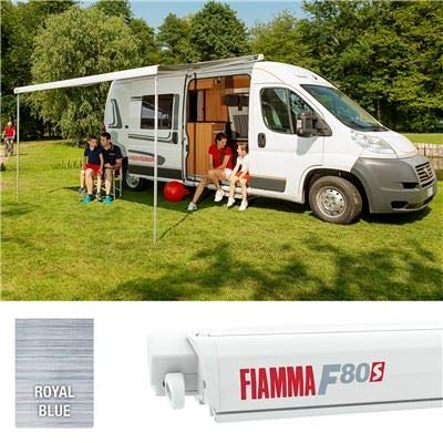 Fiamma F80S 425 Markise Polar White Case...