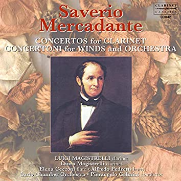 Mercadante: Clarinet Concertos & Sinfonias concertantes