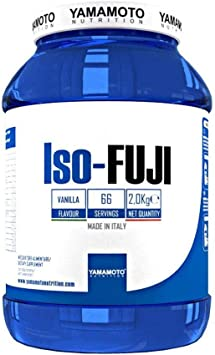 Yamamoto Nutrition Iso-Fuji Proteína de Suero Ultrafiltrada Aislada, Sabor de Chocolate - 2000 gr
