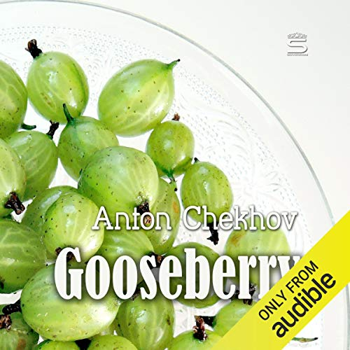 Gooseberries audiobook cover art