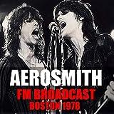 Aerosmith FM Broadcast Boston 1978