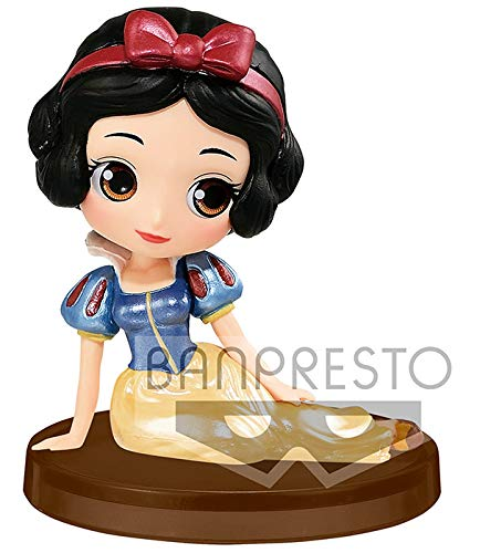 Disney- Figura QPOSKET Blancanieves 7 CM...