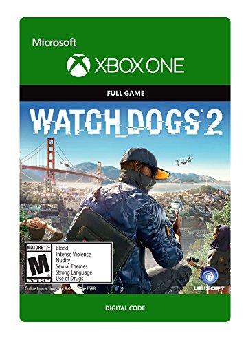 Watch Dogs 2 - Xbox One Digital Code