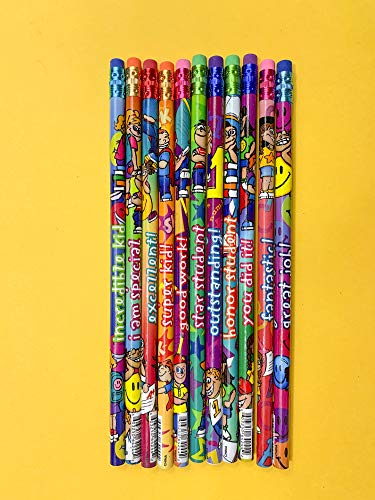 Raymond Geddes Incentive Pencils (Pack of 144)