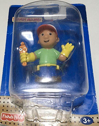 Fisher-Price Disney Handy Manny - Blíster con 1 personaje P4422