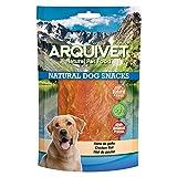 Arquivet Filete de pollo - Snacks perros - Natural Dog Snacks - 100 g