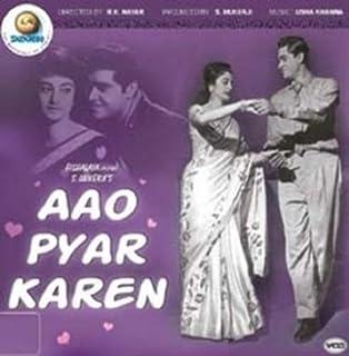Aao Pyaar Karen (1964) (Hindi Film / Bollywood Movie / Indian Cinema DVD) by Joy Mukherjee