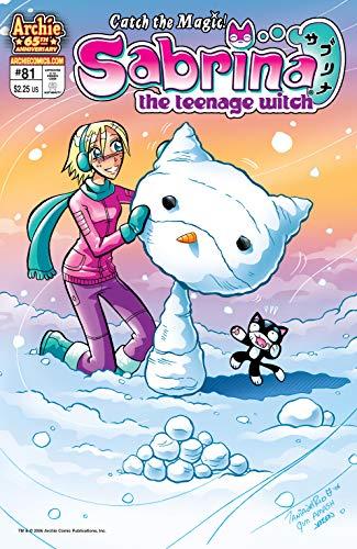 Sabrina Manga #24 (English Edition)