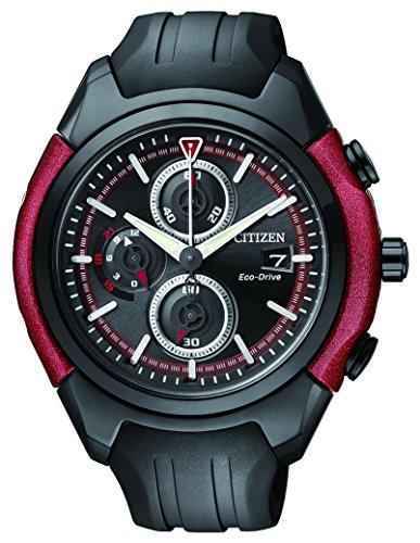Citizen - CA0287-05E - Reloj para Hombre, cronógrafo, Funciona con en