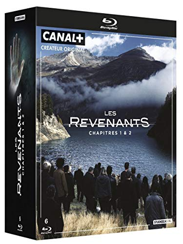 Les Revenants - Saisons 1+2 [Blu-ray]