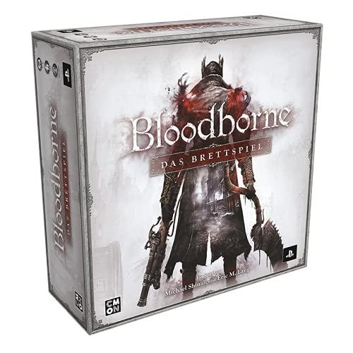 CMON CMND0121 Bloodborne: Das Brettspiel, Mehrfarbig, bunt