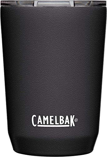 CAMELBAK Unisex– Erwachsene Thermobecher-08192700 Thermobecher, Black, 350 ml