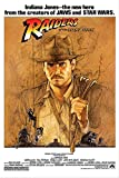 Film-Poster: Indiana Jones – Raiders of the Lost Ark""