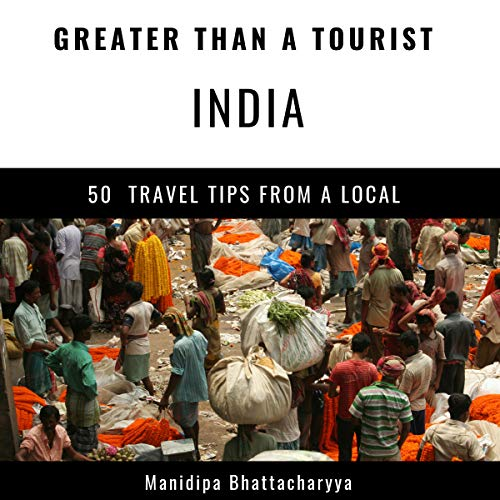 Greater Than a Tourist - India  By  cover art