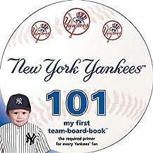New York Yankees 101: My First Team-Board-Book