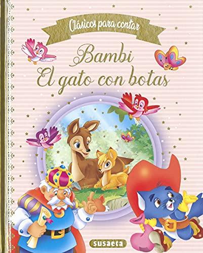 Bambi - El Gato con Botas (Clásicos para contar)