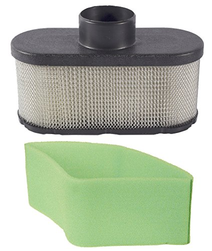 Maxpower 334406 Air Filter/Pre-Filter for Kawasaki Replaces 11013-0726, 11013-0752, 11013-7047, 11013-7049, 999990384