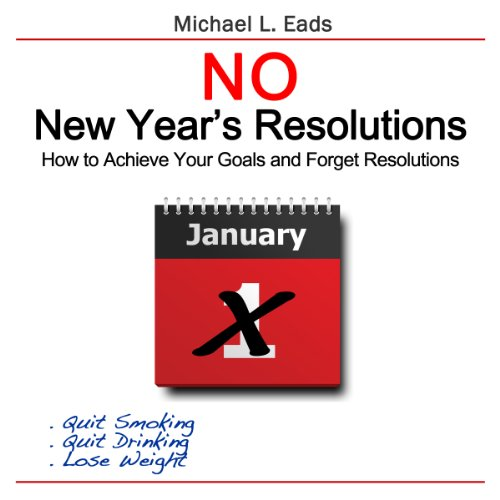 No New Year's Resolutions audiobook cover art