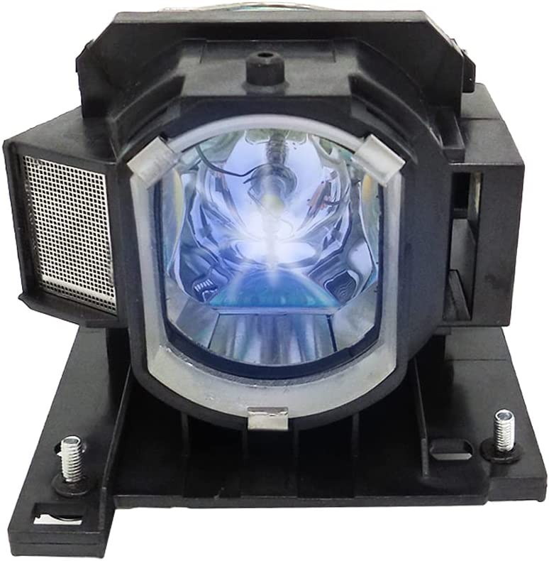 CTLAMP A+ Quality 78-6972-0008-3 / DT01021 / 456-8755J Replacement Projector Lamp Bulb with Housing Compatible with Hitachi CP-X2010 CP-X2011 CP-X2011N CP-X2510N CP-X2510EN CP-X2511
