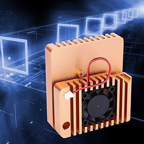 Router Shell Case Lüfter für NanoPi R2S geeignet