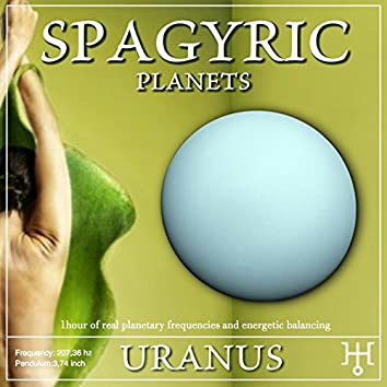 Spagyric Planets: Uranus (1 Hour of Real Planetary Frequencies and Energetic Balancing)