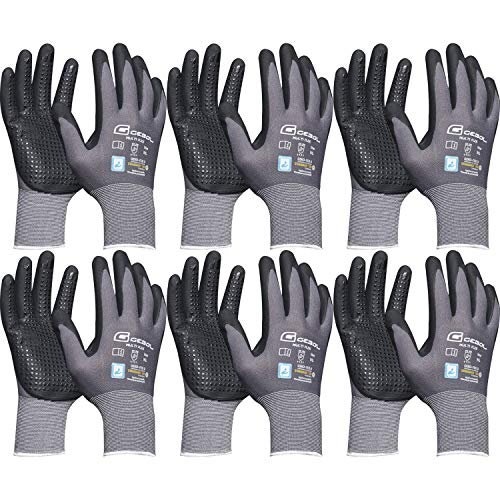 Schutzhandschuh Gebol Multi Flex Handschuh Größe 9 (L) | 6 Paar