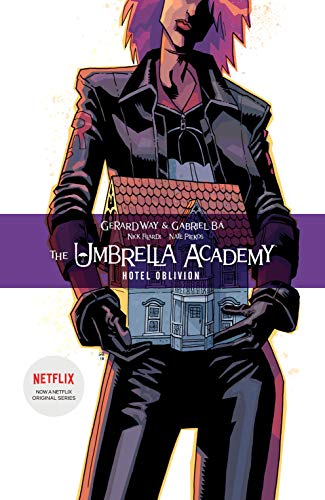 Amazon.com: The Umbrella Academy Volume 3: Hotel Oblivion eBook ...