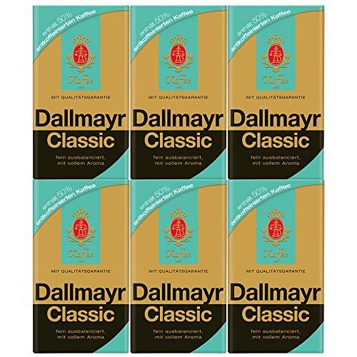 Dallmayr Classic mild HVP, 500 g