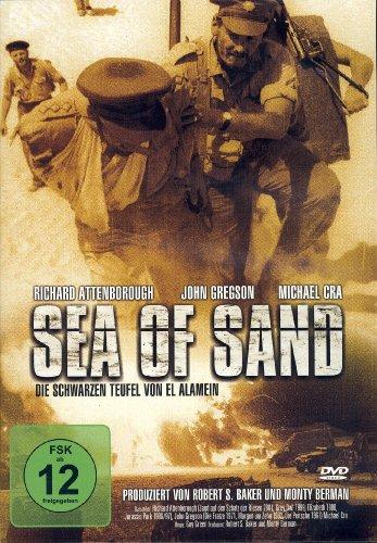 Sea of Sand - Die schwarzen Teufel von El Alamein