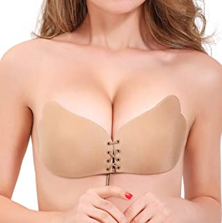 backless strapless push up bra uk