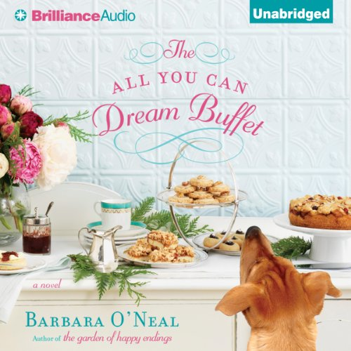 The All You Can Dream Buffet audiobook cover art