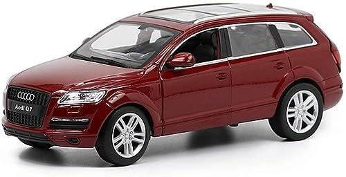 marcas de moda Yqzq- Toy Car Car Car Alloy Models Car Coche Regaño for Niños Fundido a Troquel Vehículo simulaño - 1 24, Regaños de Coches Modelo coleccionables  comprar nuevo barato