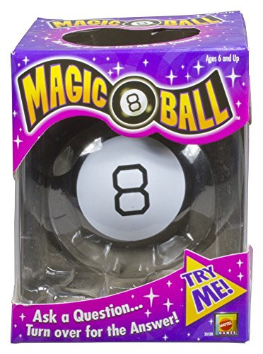 MATTEL - MAGIC 8 BALL