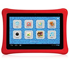 Display: 7-inch Multi-Touch Capacitive, Touch Screen, 1280 x 800 Pixel Resolution Storage: 16GB, Expandable via MicroSD (Up to 32GB) and 1GB RAM Camera: 2MP Front Facing Camera, 720p Video Input/Output: Nabi Connector, MicroSD Compatible Card Slot, 3...