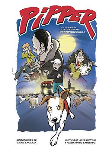 Pipper y el enigma de los perros desaparecidos (Pipper on Tour)