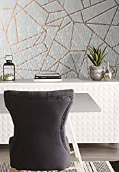 Per Roll: 52 cm (Width) x 10 Metres (Length) Paste the wall - Simply apply paste directly to the wall and hang wallpaper dry. No need for a pasting table, or for the paper to soak. Cut decorating time in half! No wallpaper steamer or scraping require...