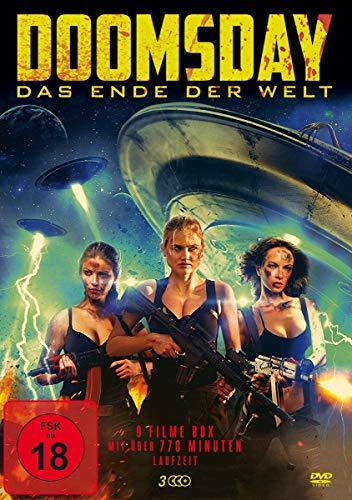 Doomsday - Das Ende der Welt (9 Filme Box-Edition mit 3 DVDs)