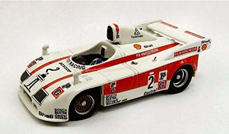 PORSCHE 908 4 N.2 KYALAMI 1981 1 43 Best modello Auto Competizione modellololo modellololino die cast