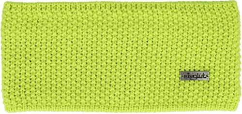 Eisglut Unisex– Erwachsene Free Stirnband, Lime, M/57-58cm