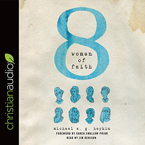 Eight Women of Faith audiobook cover art