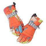 Xme Neue Touchscreen-Skihandschuhe sowie samtige, rutschfeste, wasserdichte, wasserdichte Eltern-Kind-Handschuhe, die warme Paarhandschuhe für Bergsteiger im Freien tragen