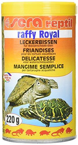 Sera - Raffy Royal - Nourriture pour reptiles - 1 x 220 g