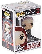 Funko Pop! Marvel: Black Widow - Black Widow (White Suit) (PS4//xbox_one/)